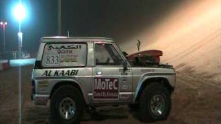 Download 3000bhp nitro V8 Nissan Patrol attacks a massive sand dune! TotallyMotor.co.uk Video