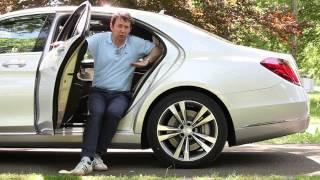 Download Mercedes S-Klasse: Das kann die neue Chef-Klasse Video