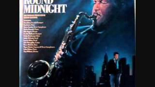 Download ROUND MIDNIGHT-OST (Herbie Hancock/Dexter Gordon) Round Midnight (1/11) Video