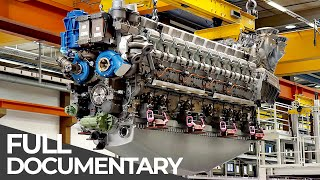 Download Exceptional Engineering | Mega Diesel Engine | Free Documentary Video