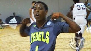 Download 5'7 Trae Jefferson CRAZY Flashy Guard! OFFICIAL Hoopmixtape! Video
