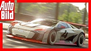 Download Audi e-tron Vision Gran Turismo (2018) Details/Test/erste Fahrt Video