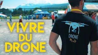 Download GAGNER sa vie avec un Drone ? Video