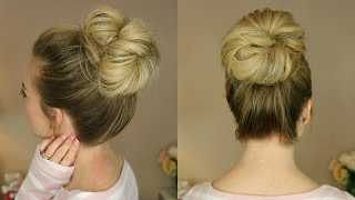 Download 3 Easy Messy Buns | Missy Sue Video