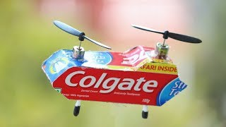 Download How to make a Helicopter - Colgate Helicopter Video