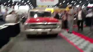 Download Farmtruck leaving SEMA Video