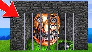 Download Minecraft : We Trapped NIGHTMARE BALDI BASICS in MINECRAFT MCPE! Video