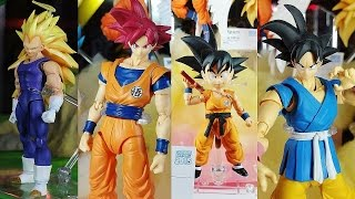Download MANY NEW DRAGON BALL Z S.H. FIGUARTS REVEALED!!! Video