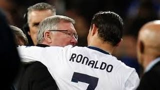 Download Cristiano Ronaldo ● Sir Alex Ferguson ● UNBELIEVABLE relationship ● HD Video