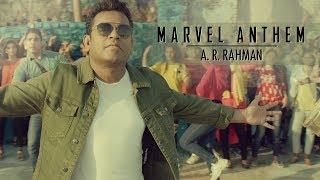 Marvel Anthem , A.R. Rahman , Hindi