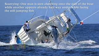 Download Marlin Sinks Fishing Boat. Vessel Capsizes After Hooking Huge Fish [Reuploaded] Video