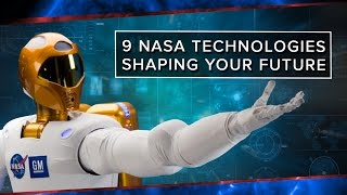 Download 9 NASA Technologies Shaping YOUR Future | Space Time | PBS Digital Studios Video