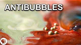 Download What are antibubbles? Video
