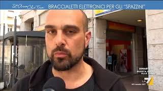 Download Braccialetti elettronici per gli 'spazzini' di Livorno Video