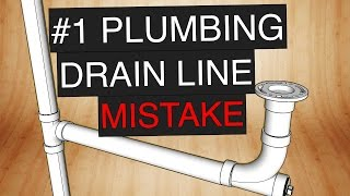 Download The #1 DWV Plumbing Mistake (and how to prevent it). Video