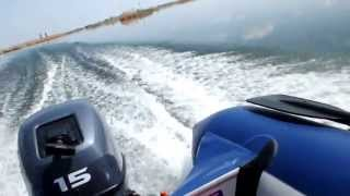 Download Yamaran T330 и Yamaha 15 FMHS Video