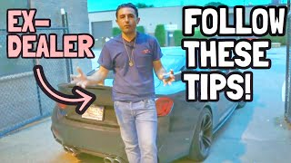 Download 7 things the dealership DOES NOT want you to know! Video