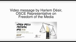 Download World Press Freedom Day 2018 Video