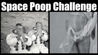 Download NASA's Space Poop Challenge - Floaters Are Way Worse in Space Video