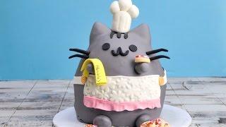 Download PUSHEEN CAT CAKE, HANIELA'S Video