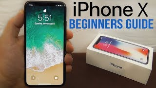 Download iPhone X – Complete Beginners Guide Video