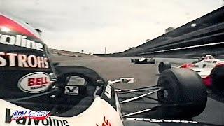 Download Emerson Fittipaldi vs. Al Unser Jr 1989 Indy 500 Video
