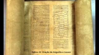 Download Salmo 22 - Oração da angustia e louvor - A Biblia Narrada por Cid Moreira Video