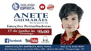 Download Palestra ″Emoções Perturbadoras″ com Anete Guimarães Video