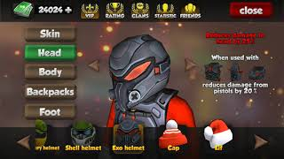 Download KuBoom - Hawk Sniper Contract Completion Skin Loots & Exo Armor! Video