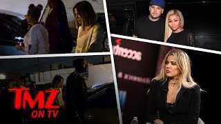 Download Khloe Kardashian and Blac Chyna Have A Run In! | TMZ TV Video