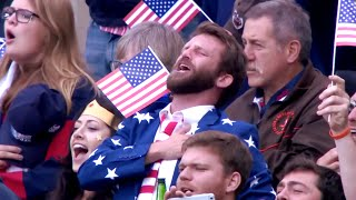 Download Most passionate USA anthem EVER? Video
