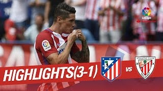 Download Resumen de Atlético de Madrid vs Athletic Club (3-1) Video