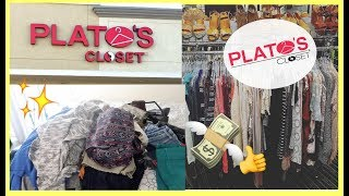 Download FIRST TIME SELLING MY CLOTHES AT PLATO'S CLOSET | What I offered VS What they bought from me Video