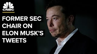 Download Musk's Tweet Could Be Securities Fraud If He Tried To Manipulate The Market: Former SEC Chair Video