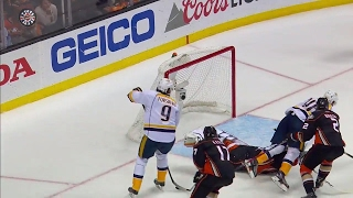 Download Aberg scores diving goal after Rinne makes a flurry of saves Video
