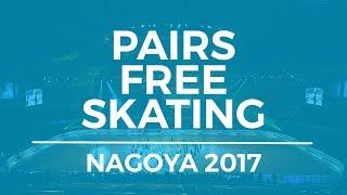 Download Aleksandra BOIKOVA / Dmitrii KOZLOVSKII RUS - ISU JGP Final - Pairs Free Skating - Nagoya 2017 Video