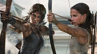 Download Alicia Vikander Talks Pushing Her Limits in Tomb Raider - Up At Noon Live! Video