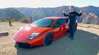 Download THE MOST EXCITING AND DANGEROUS LAMBORGHINI EVER!! Video