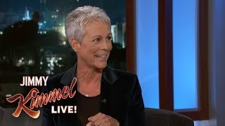 Download Jamie Lee Curtis on Late Night Shows, Fly Fishing & Husband Christopher Guest Video