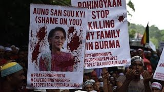 Download Myanmar Violence Tests Suu Kyi's Peace Promise Video