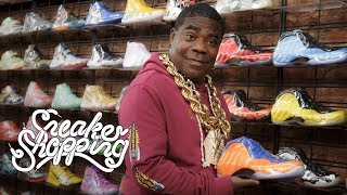 Download Tracy Morgan Goes Sneaker Shopping With Complex Video