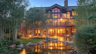 Download The Grandiose Boyer Ridge Ranch in Steamboat Springs, Colorado Video