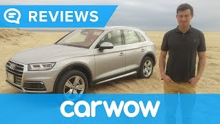 Download Audi Q5 SUV 2017 review | Mat Watson Reviews Video