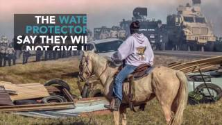 Download The Whole World is Watching, Pray with Standing Rock Video
