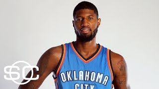 Download Paul George Says Oklahoma City 'Has A Chance To Be Home' | SportsCenter | ESPN Video