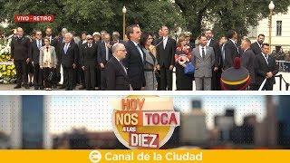 Download Jair Bolsonaro, en la Argentina: Hará entrega de una ofrenda floral - Hoy nos toca a las Diez Video