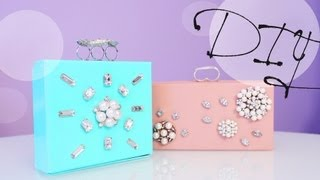 Download DIY Jewelry Clutch Box - Great Gift Idea | ANNEORSHINE Video