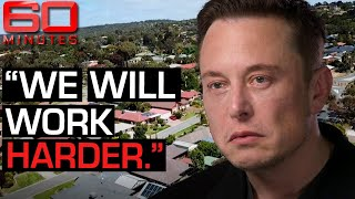 Download Elon Musk says Australia's energy emergency is easily fixable - Part one | 60 Minutes Australia Video
