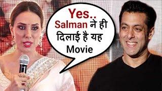 Download Iulia Vantur Shocking Reaction On Getting Bollywood Movie With The Help Of Boyfriend Salman Khan Video