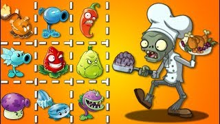 Download Plants Vs Zombies 2 Zombie Bufón Vs Todas Las Plantas Video
